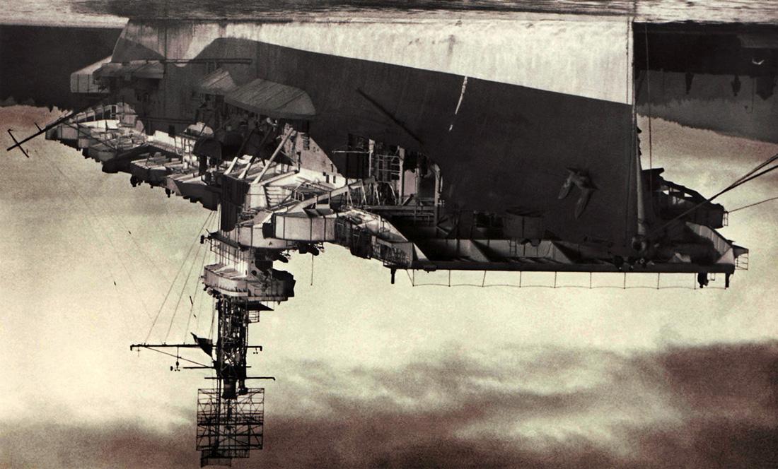 Marcus Bunyan. 'upside, down' 2013