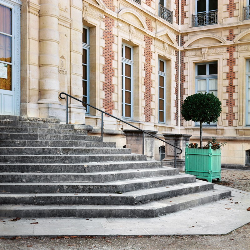 Marcus Bunyan. 'Paris in film' 2018