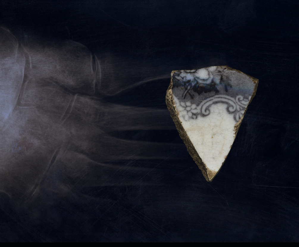 Marcus Bunyan. 'Unearth' 2007