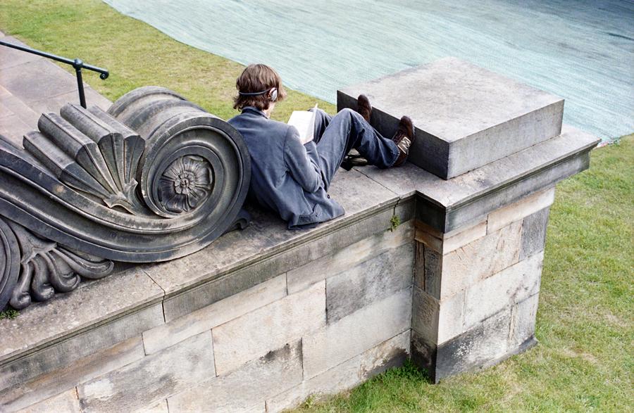 Marcus Bunyan. 'Wonders Never Cease' 2007
