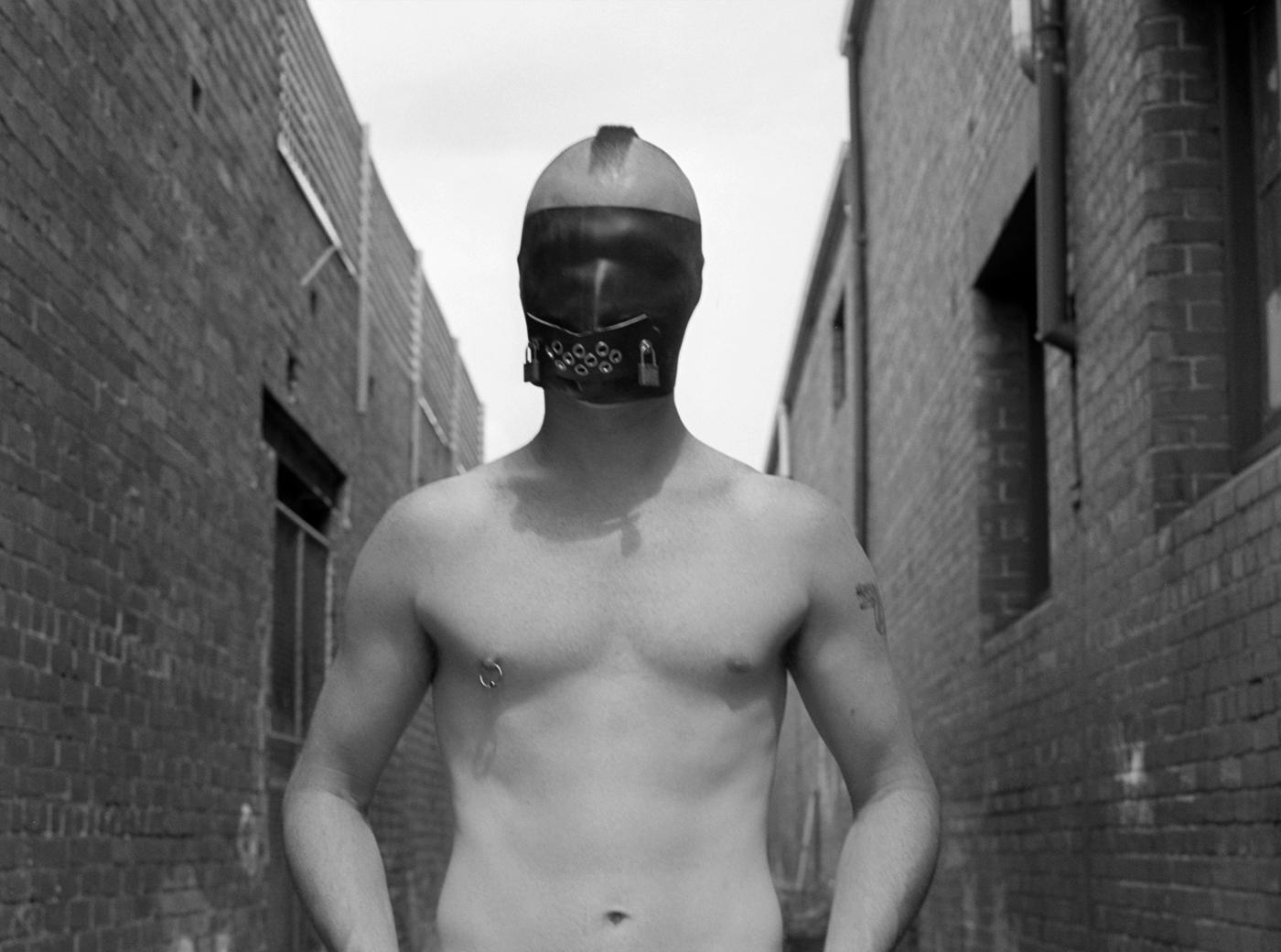 Marcus Bunyan. 'Mask' 1995-96