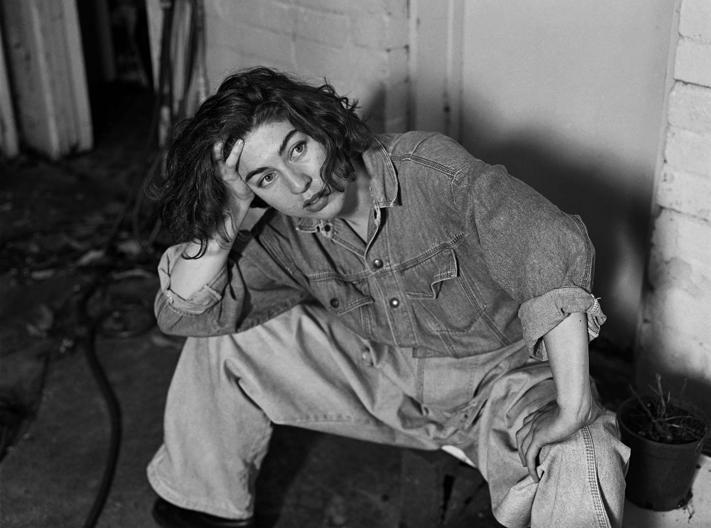 Marcus Bunyan. 'Portraits, South Yarra, Melbourne' 1991-92