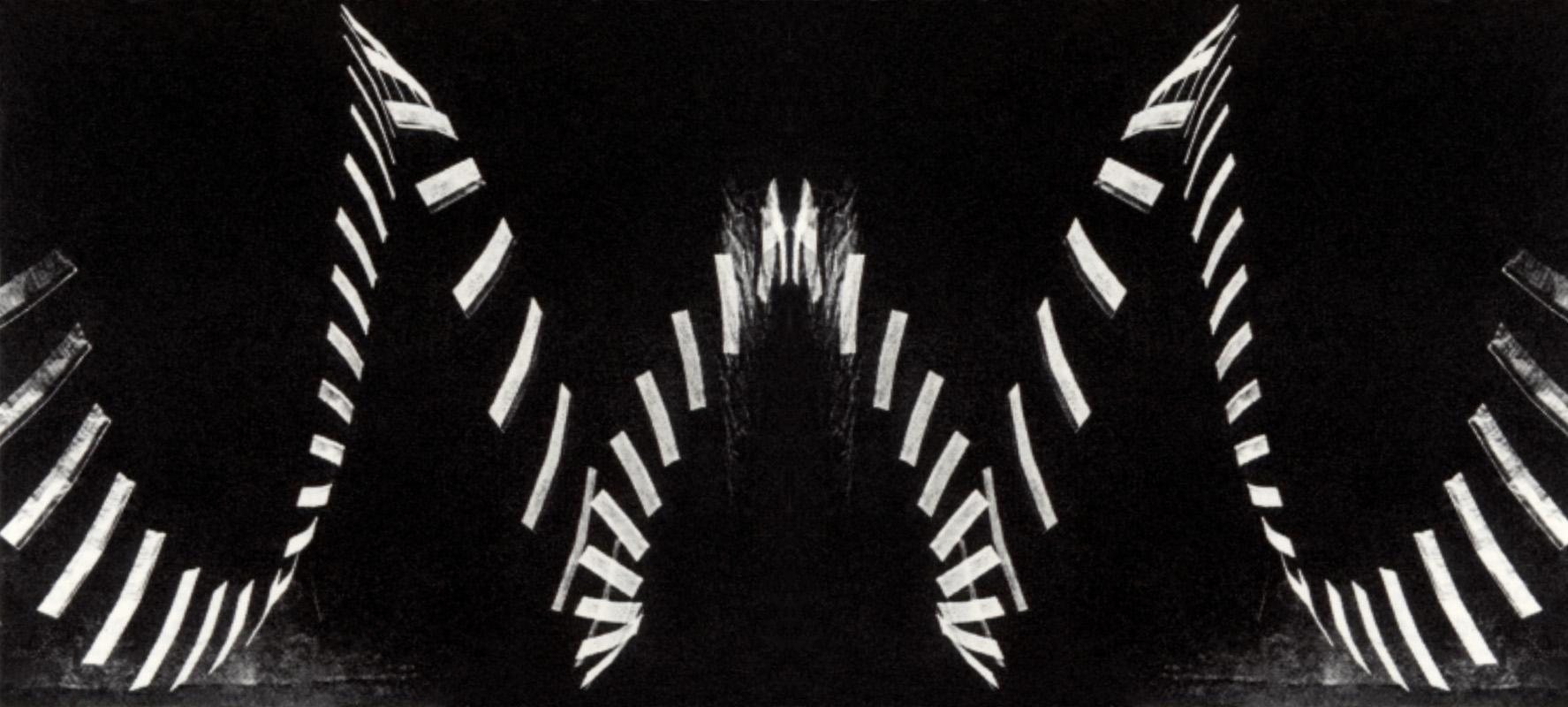 Marcus Bunyan. 'Descent' 2001
