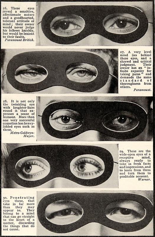 Marcus Bunyan. 'Eyes' 2001