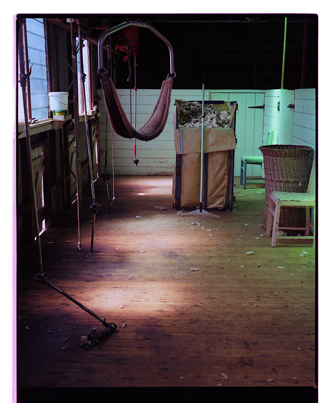 Marcus Bunyan. 'Last Days at Karngara' 2002