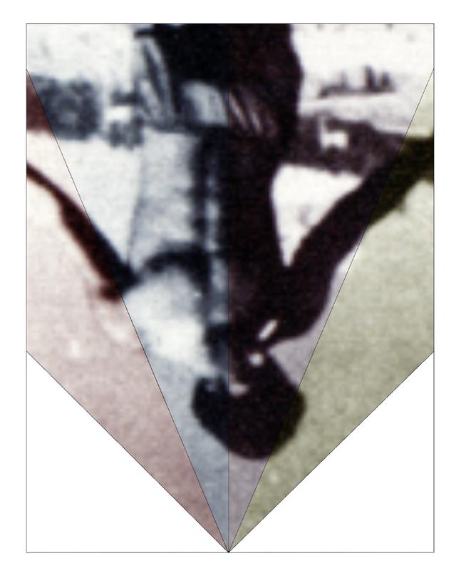 Marcus Bunyan. 'Plane 13A' 2001