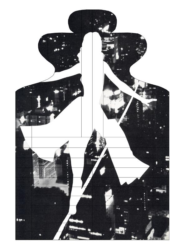 Marcus Bunyan. 'Plane 17B' 2001