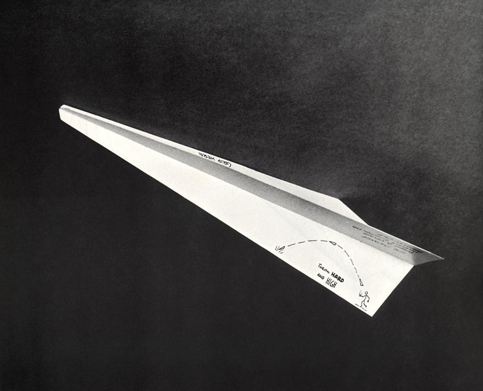 Marcus Bunyan. 'Plane 6' 2001