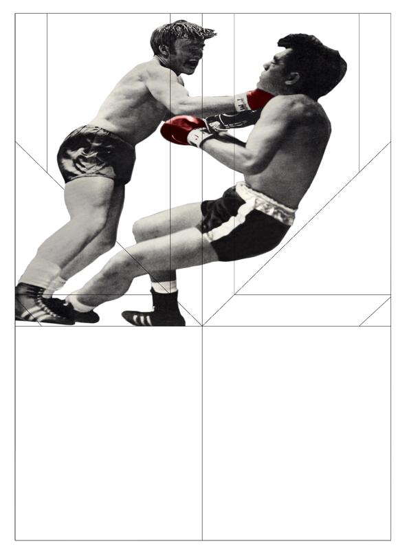 Marcus Bunyan. 'Short Dart Type A1' 2001